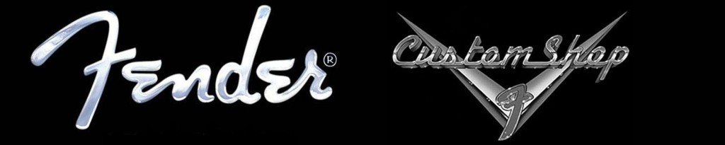 Fender CS Logo