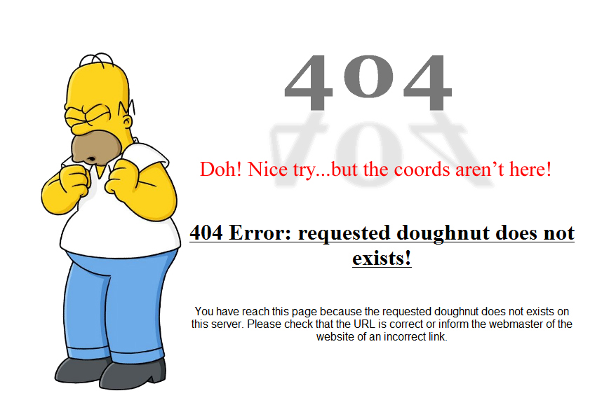 Homer404