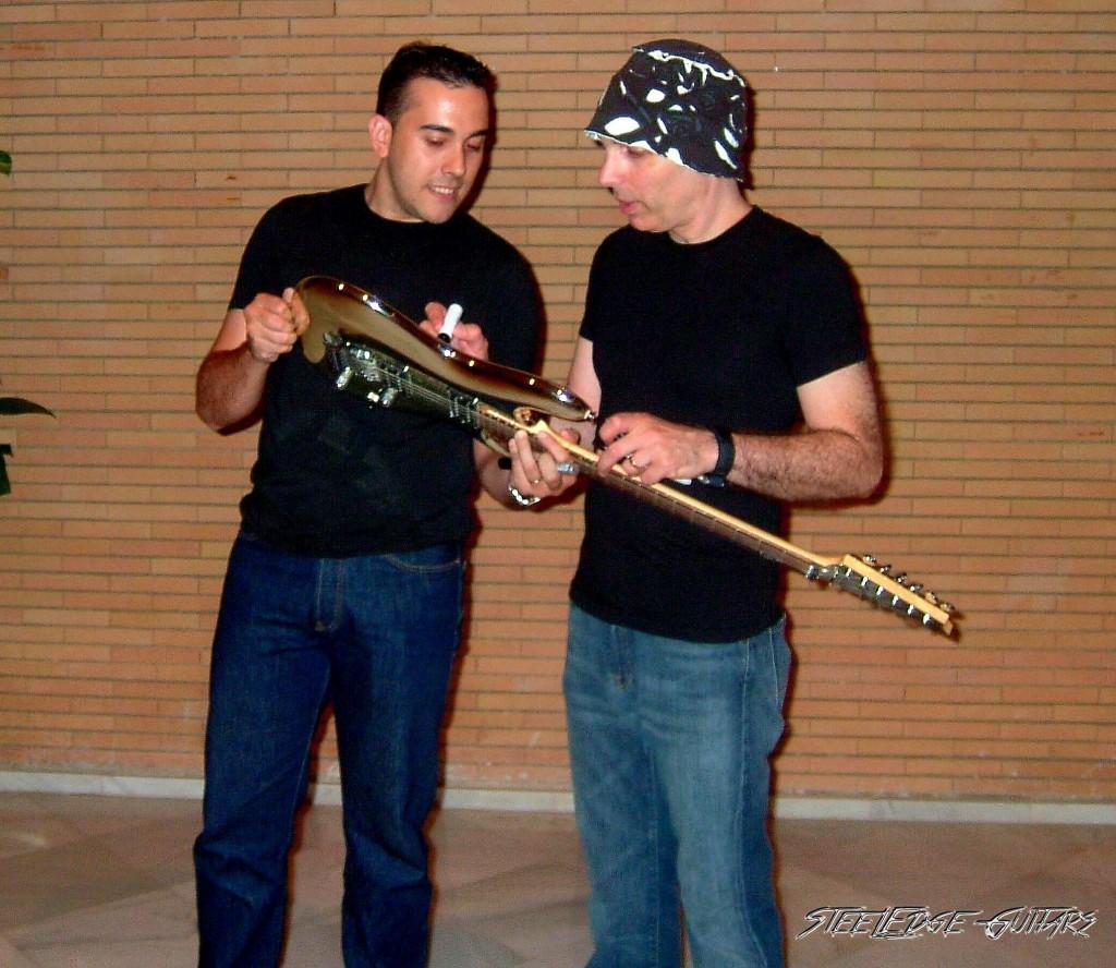Concierto Joe Satriani 0006