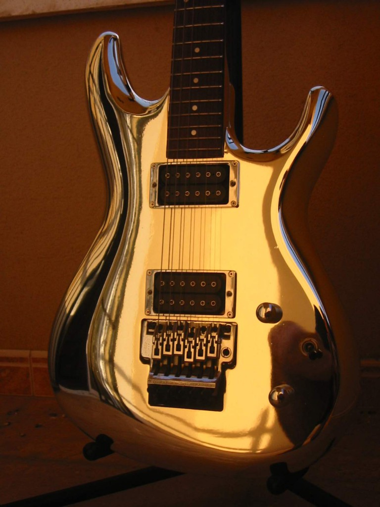 Ibanez Js10th Body 2