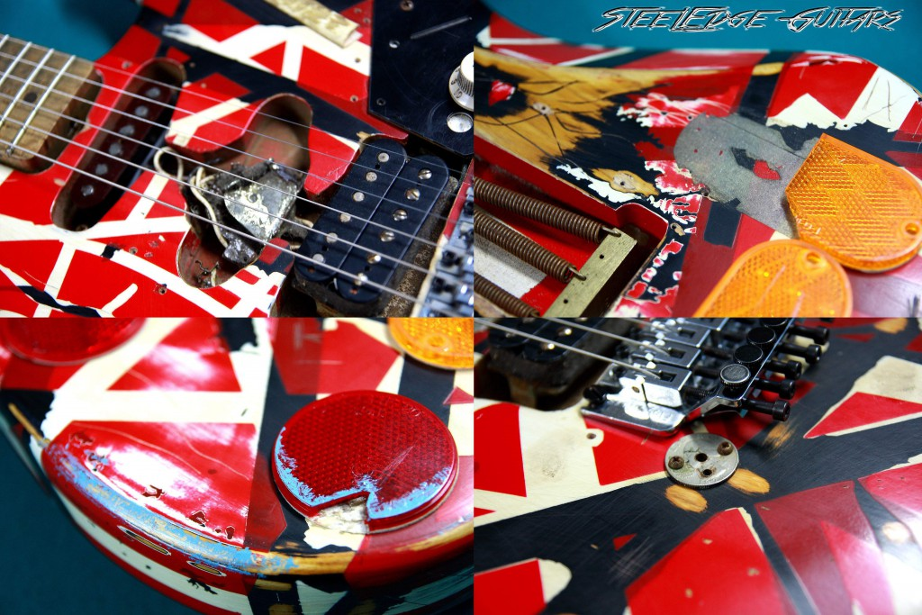 EVH Close Detail Collage