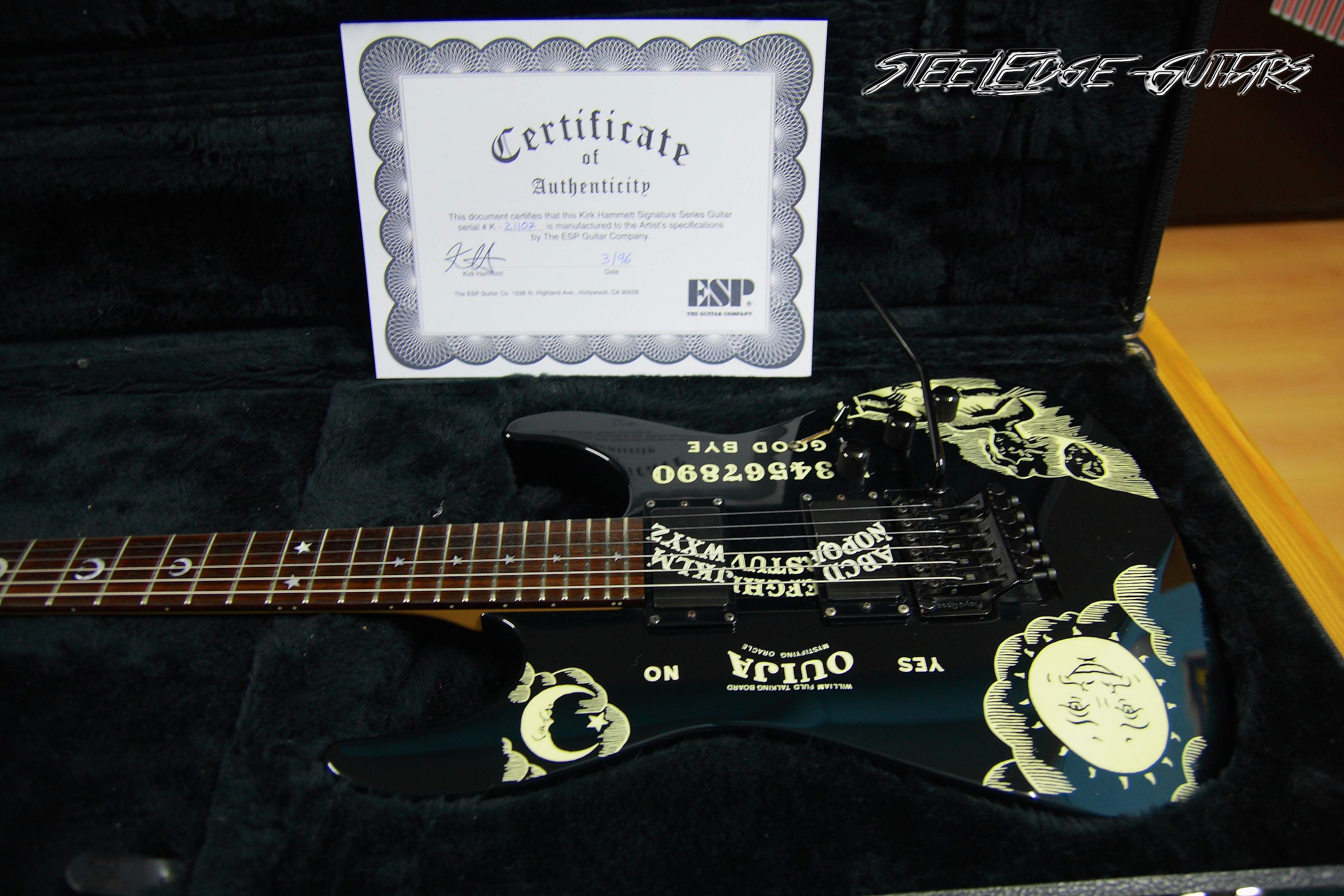 Hookup Esp Guitars By Serial Number