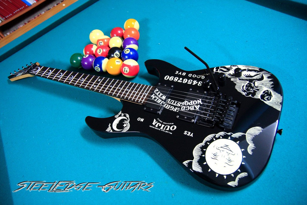 Ouija Pool Balls